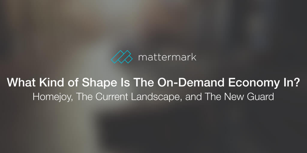 post image for What Kind of Shape is the On-Demand Economy In?