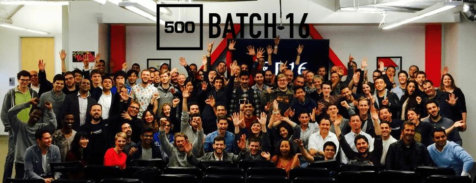 500 startups batch 16