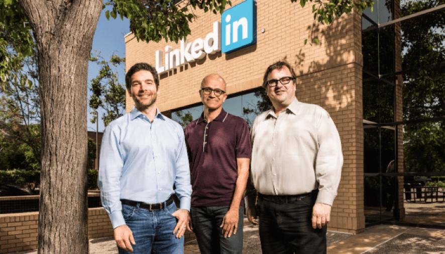 linkedin founder