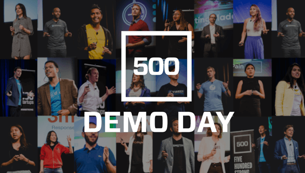 Demo Day Logo Banner